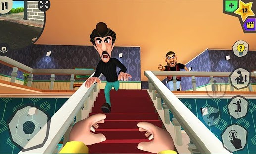 Scary Robber Home Clash Para Hileli MOD APK [v1.4] 5