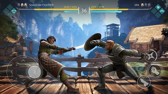 Shadow Fight Arena Mega Hileli MOD APK [v1.1.11] 1