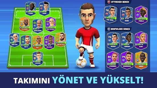 Mini Football Reklamsız Hileli MOD APK [v1.5.7] 4