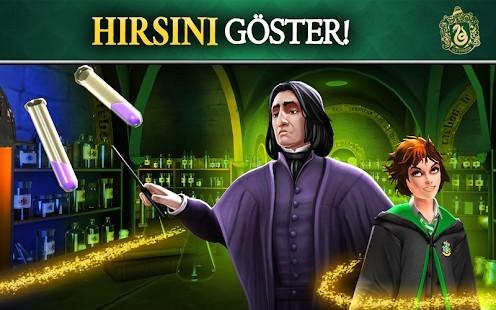 Harry Potter Hogwarts Mystery Para Hileli MOD APK [v3.4.2] 4