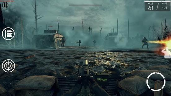 ZWar1 The Great War of the Dead Para Hileli MOD APK [v0.0.7] 5