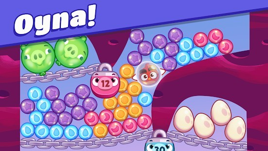 Angry Birds Dream Blast Para Hileli MOD APK [v1.31.3] 3