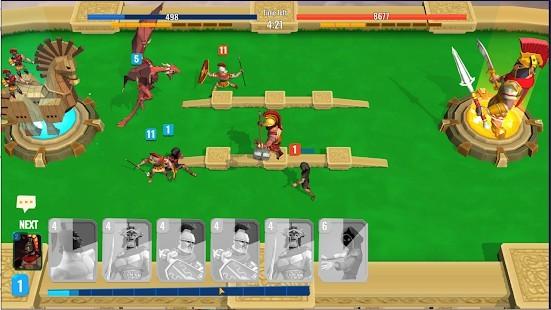 Trojan War 2 Elmas Hileli MOD APK [v1.0.6] 5