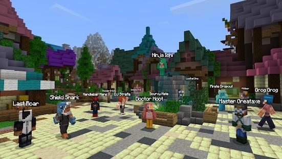 Minecraft PE v1.16.220.2 Mega Hileli MOD Apk 4