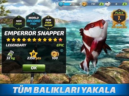 Fishing Clash Mega Hileli MOD APK [v1.0.153] 3