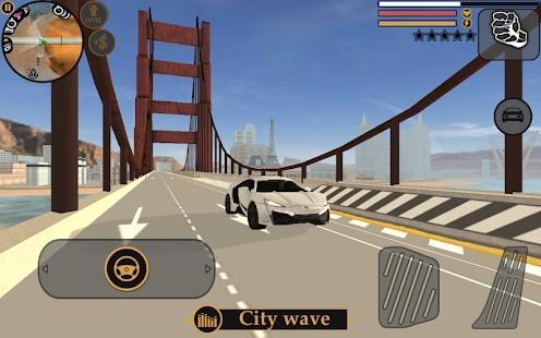 Vegas Crime Simulator Elmas Hileli MOD APK [v5.2.1] 1