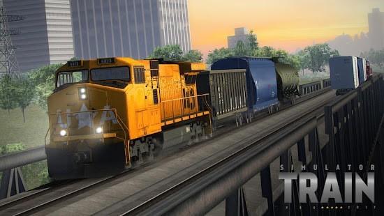 Train Simulator PRO 2018 Full Para Hileli MOD APK [v1.5] 6