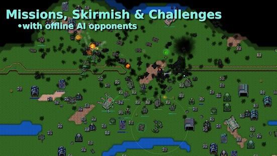 Rusted Warfare RTS Strategy Premium Full Hilesiz MOD APK [v1.15p4] 1