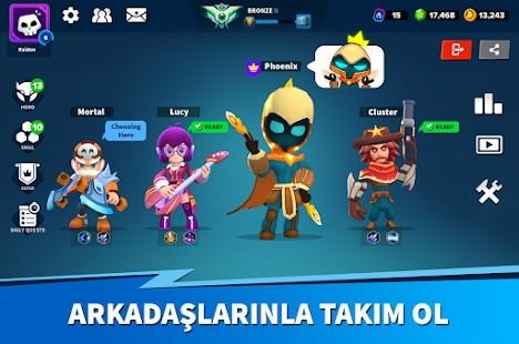 Heroes Strike Para Hileli MOD APK [v522] 4