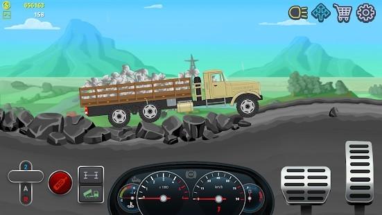 Trucker Real Wheels Simulator Para Hileli MOD APK [v3.6.0] 3
