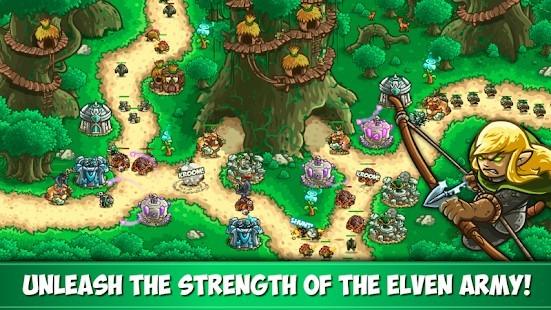 Kingdom Rush Origins Elmas Hileli MOD APK [v5.3.11] 4