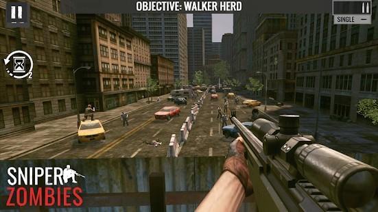 Sniper Zombies Para Hileli MOD APK [v1.44.0] 4