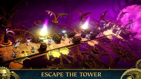 Warhammer Quest Silver Tower Para Hileli MOD APK [v1.2009] 3