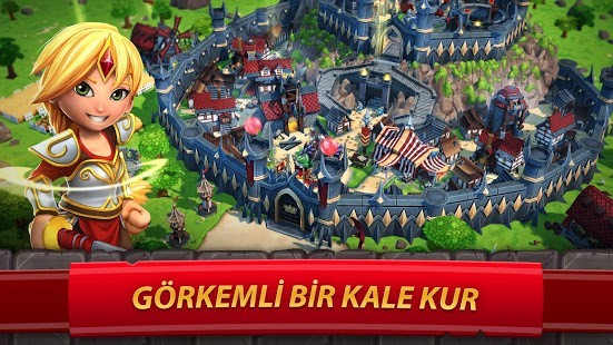 Royal Revolt 2 Mana Hileli MOD APK [v6.5.0] 3