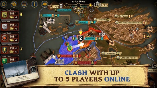 A Game of Thrones The Board Game Hilesiz Full APK [v0.9.4] 4