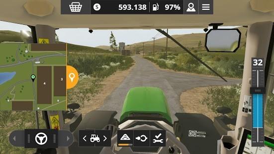 Farming Simulator 20 Para Hileli MOD APK [v0.0.0.77] 1