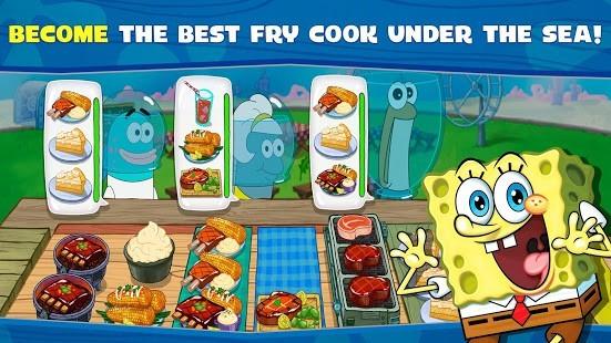 SpongeBob: Krusty Cook-Off v1.0.24 Hileli MOD APK 6