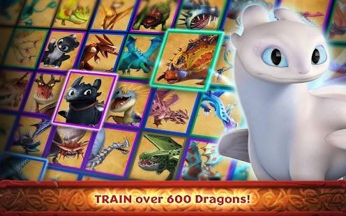 Dragons Rise of Berk Rün Hileli MOD APK [v1.59.4] 5