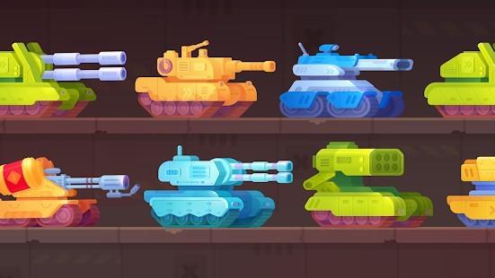 Tank Stars Para Hileli MOD APK [v1.5.5] 6