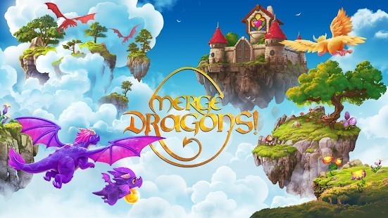 Merge Dragons v7.2.0 MOD APK 1