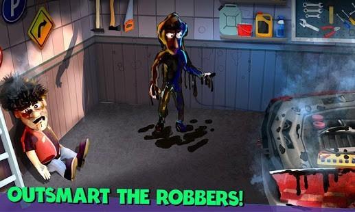 Scary Robber Home Clash Para Hileli MOD APK [v1.4] 4
