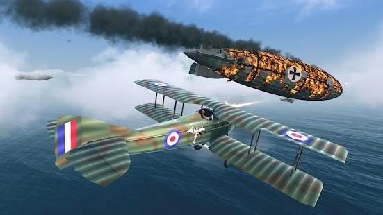 Warplanes WW1 Sky Aces Para Hileli MOD APK [v1.3.2] 5