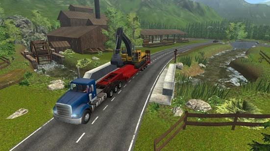 Construction Simulator PRO Para Hileli MOD APK [v2.3] 4
