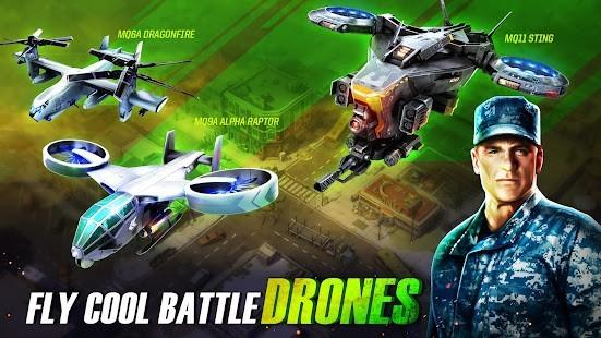 Drones 4 Zombie Strike Para Hileli MOD APK [v1.20.151] 5