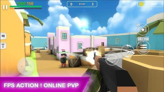 Block Gun v5.5 Para Hileli MOD APK 4
