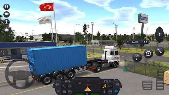 Truck Simulator Ultimate 2021 Apk indir [v1.0.6] 4