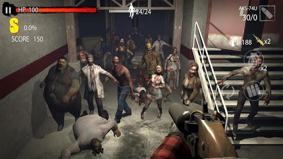 Zombie Hunter D-Day v1.0.818 MOD APK 3