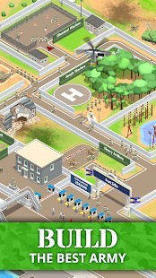 Idle Army Base Tycoon Game Para Hileli MOD APK [v1.24.1] 5