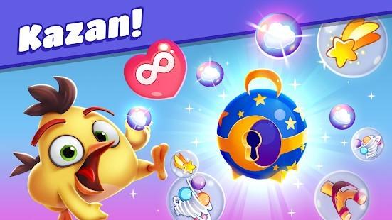 Angry Birds Dream Blast Para Hileli MOD APK [v1.31.3] 5