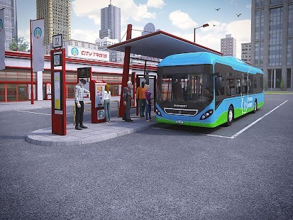 Bus Simulator PRO 2 Full Para Hileli MOD APK [v1.7] 2