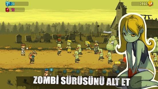Dead Ahead Zombie Warfare Para Hileli MOD APK [v3.0.6] 5