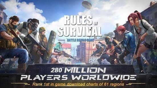Rules of Survival Full APK [v1.610437.524413] 4