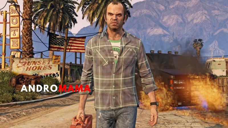 Grand Theft Auto V - GTA 5 MOD APK [v2.00] 7