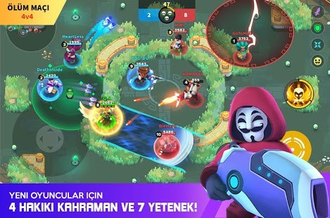 Heroes Strike Offline Para Hileli MOD APK [v473] 1