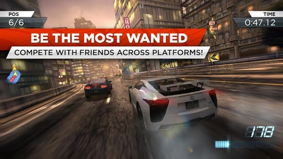 Need for Speed Most Wanted (NFS) Para Hileli MOD APK [v1.3.128] 3