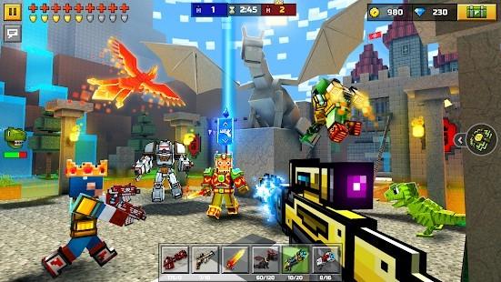 Pixel Gun 3D Mermi Hileli MOD APK [v21.3.1] 4