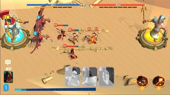 Trojan War 2 Elmas Hileli MOD APK [v1.0.6] 4