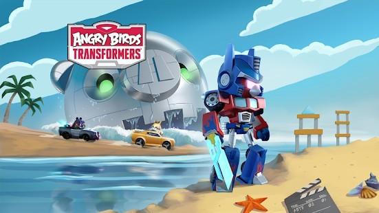 Angry Birds Transformers Elmas Hileli MOD APK [v2.11.0] 2