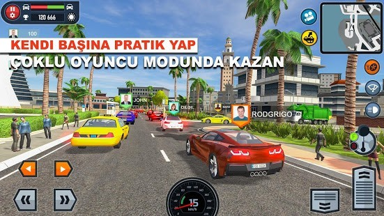 Car Driving School Simulator Araba Hileli MOD APK [v3.1.0] 2