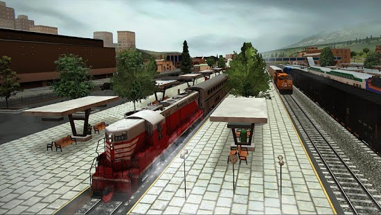 Train Simulator PRO 2018 Full Para Hileli MOD APK [v1.5] 5