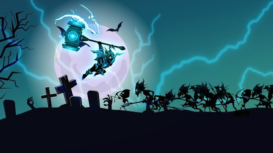 Stickman Legends Shadow War Para Hileli MOD APK [v2.4.86] 5