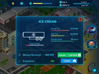Virtual Truck Manager 2 Hileli MOD APK [v1.0.10] 3