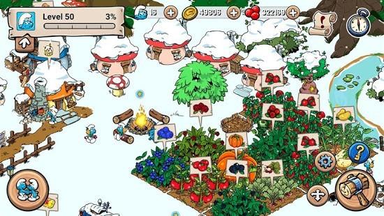 Smurfs Village Para Hileli MOD APK [v2.13.0] 1