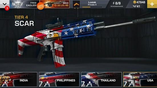 Major GUN Para Hileli MOD APK [v4.1.7] 3