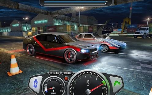 Top Speed Drag Fast Street Racing 3D Para Hileli MOD APK [v1.38.3] 6