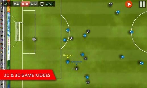 Mobile Soccer League Para Hileli MOD APK [v1.0.27] 4